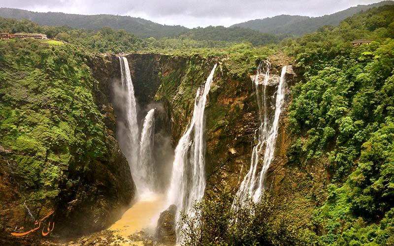 آبشار جاگ | Jog Falls