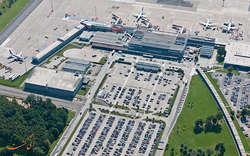 فرودگاه برلین شونفلد آلمان