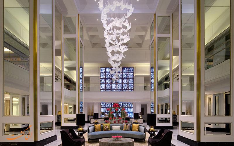هتل تاج دبی | لابی