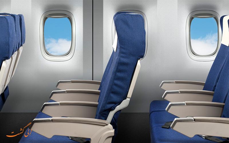 صندلی های هواپیما