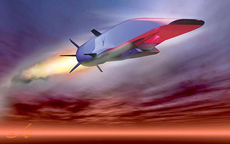 طرح هواپیمای هایپرسونیک بوئینگ