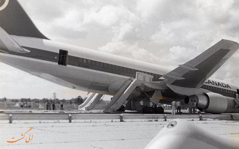 هواپیمای ایر کانادا