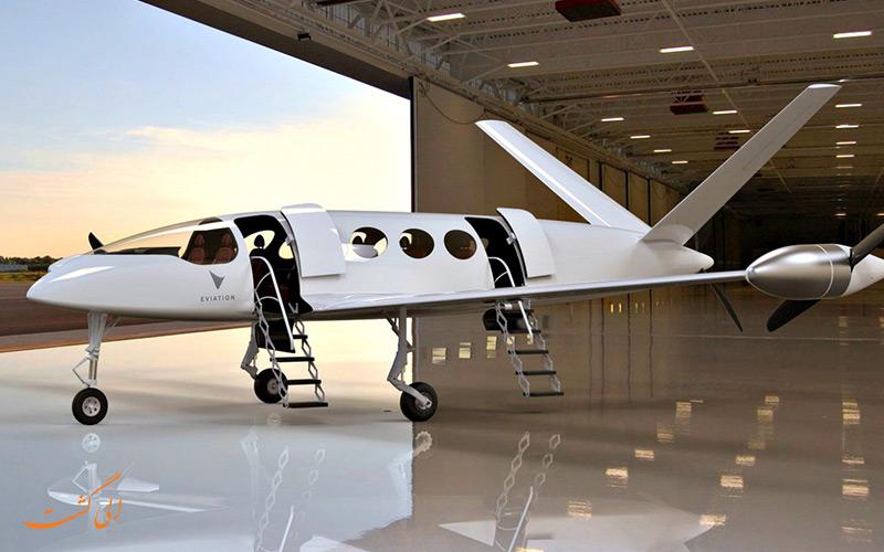طراحی هواپیماهای برقی