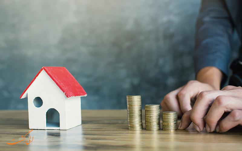 خانه کم هزینه