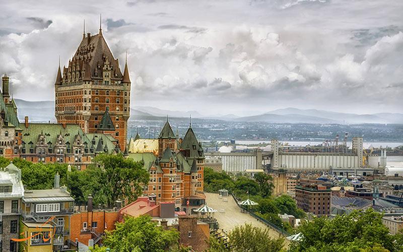 شهرهای کانادا