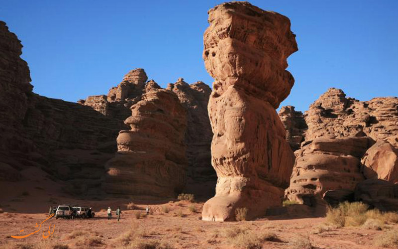 بیابان عربستان