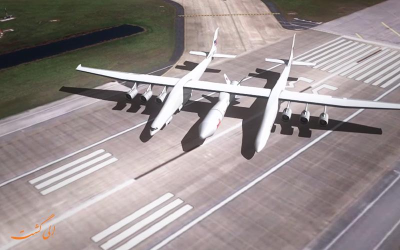 بزرگترین هواپیما