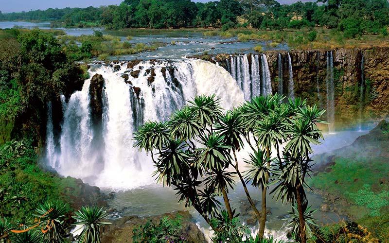 آبشارهای بلو نیل | Blue Nile Falls