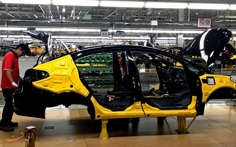 صنعت خودروسازی در کانادا