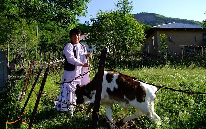 مردم محلی روستای داماش