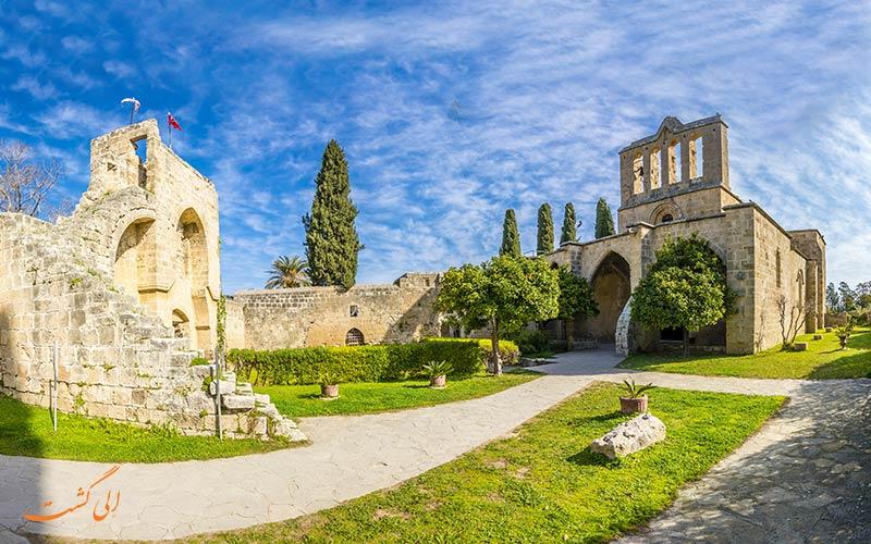 بنای Abbey of Bellapais