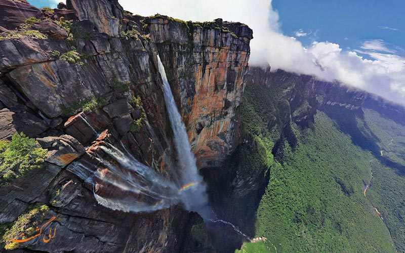 آبشار انجل | Angel Falls