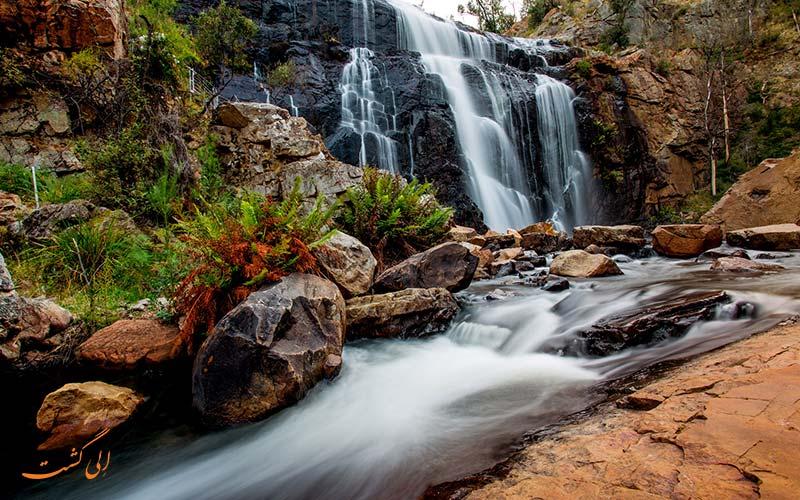 آبشار مکنزی