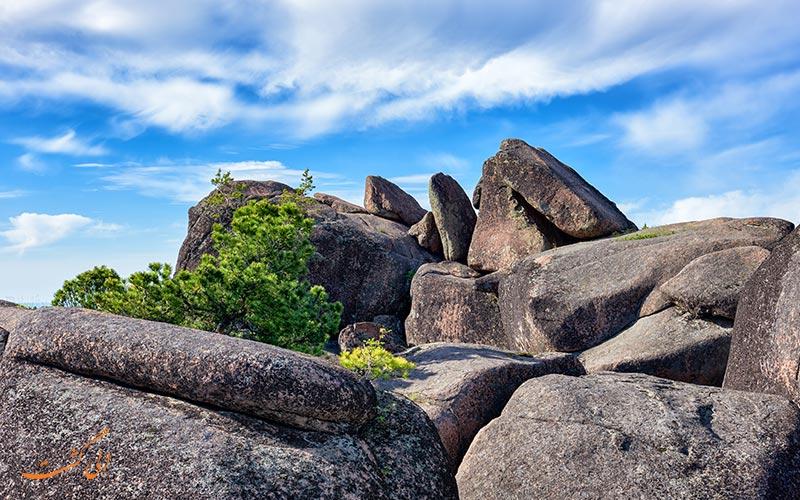 منطقه حفاظت شده استولبی