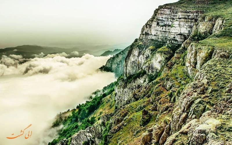 قله درفک