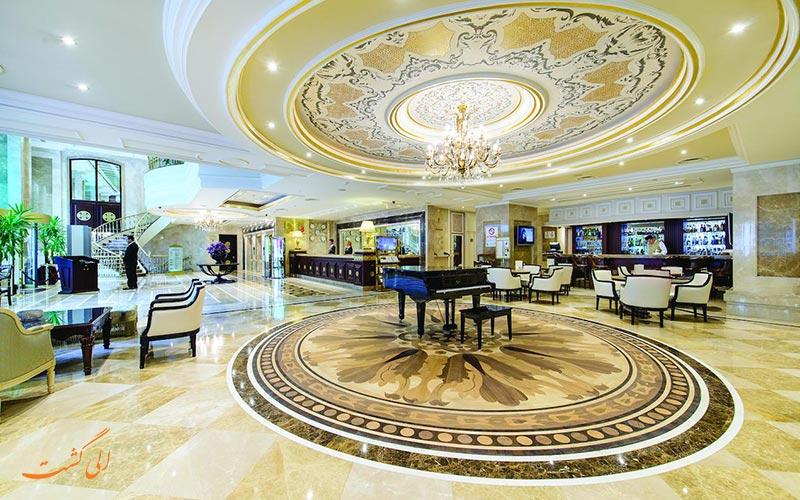 هتل الیت ورلد استانبول