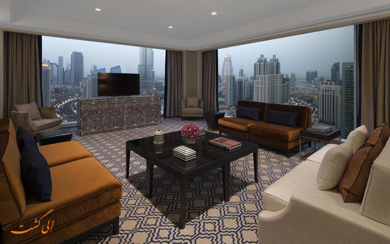 هتل تاج دبی | سوئیت