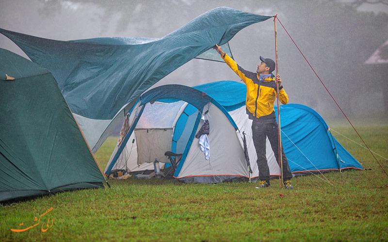 چادر دوپوش