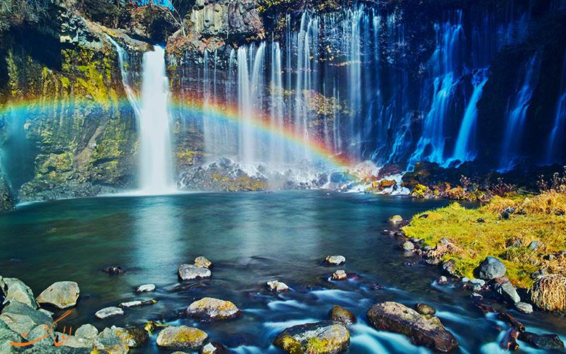 آبشار شیرایتو