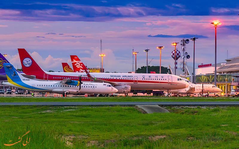 فرودگاه چیانگ مای