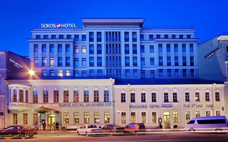 امکانات تفریحی هتل سولو سوکوس پالاس بریج سنت پترزبورگ