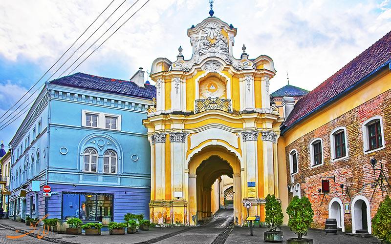 محله قدیمی ویلنیوس