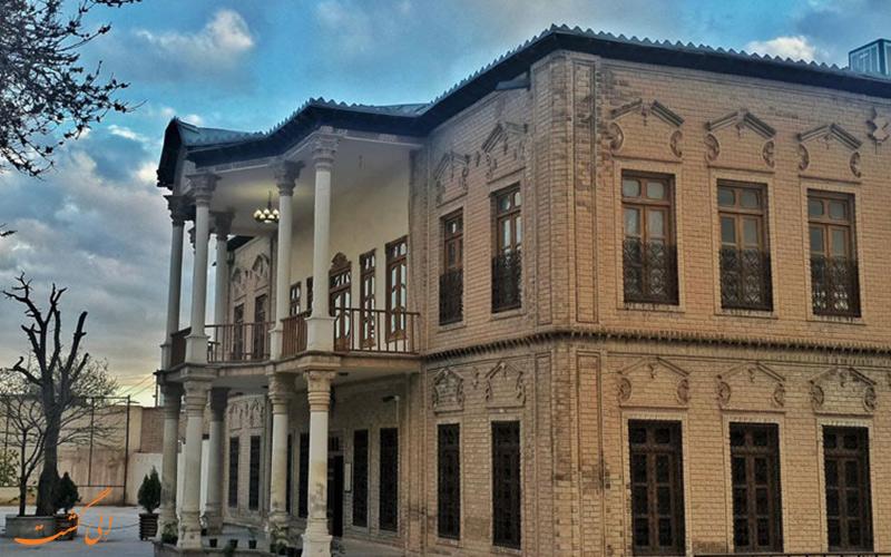 عمارت سردار مفخم قزوین