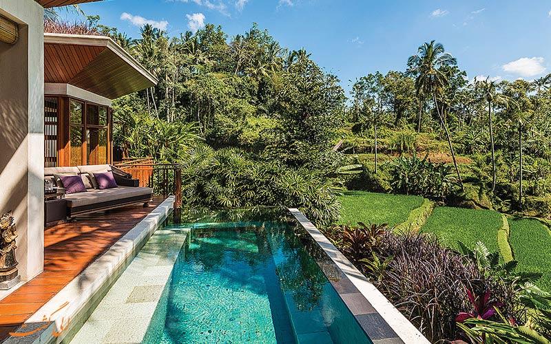 هتل فورسیزن بالی