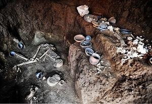 کشف مقبره رومی - الی گشت
