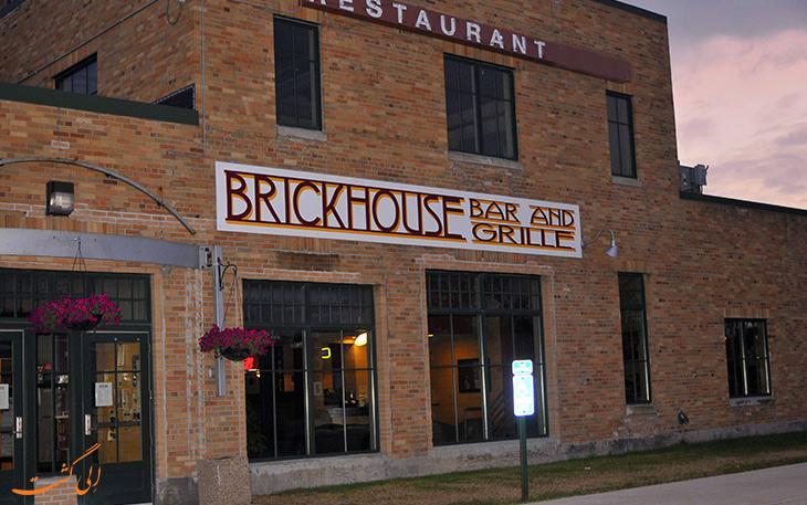 رستوران برک هوس
