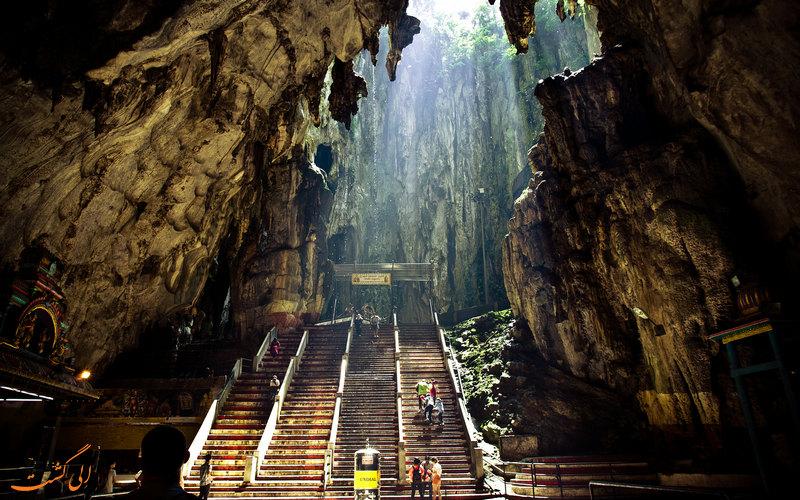 غارهای باتو
