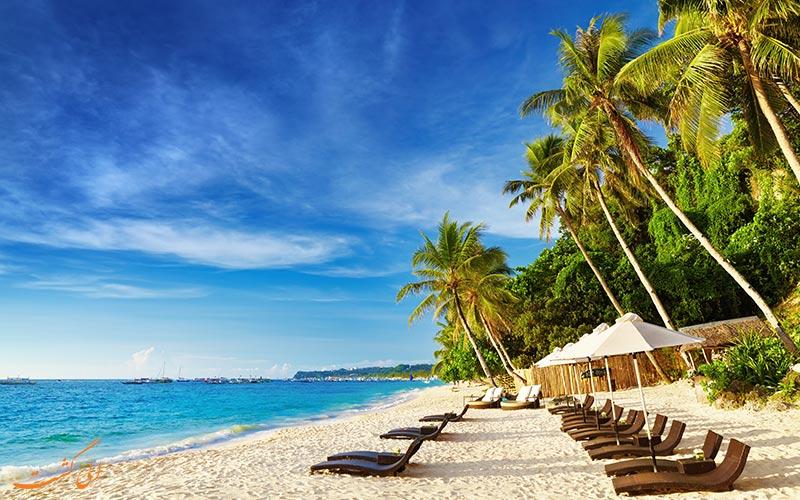 جزیره بوراکی در فیلیپین