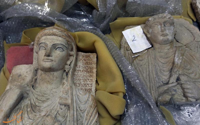 کشف آثار باستانی