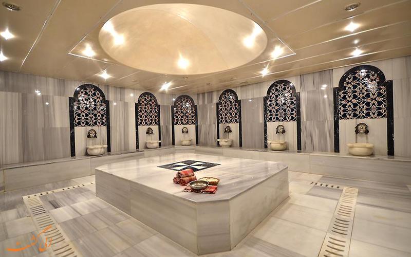 حمام ترکی
