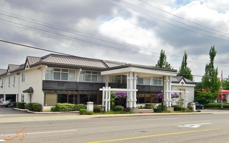 هتل بست وسترن کپیلنو در ونکوور