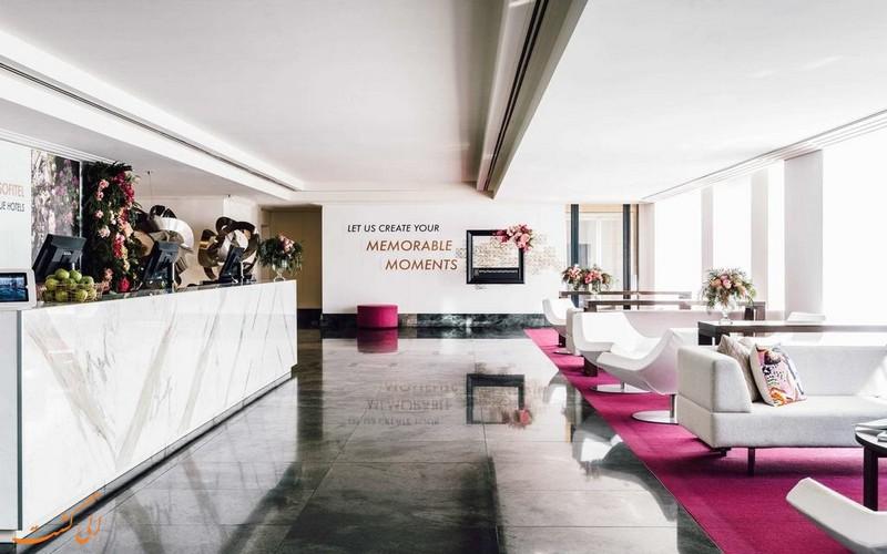 هتل 5 ستاره کومو ملبورن
