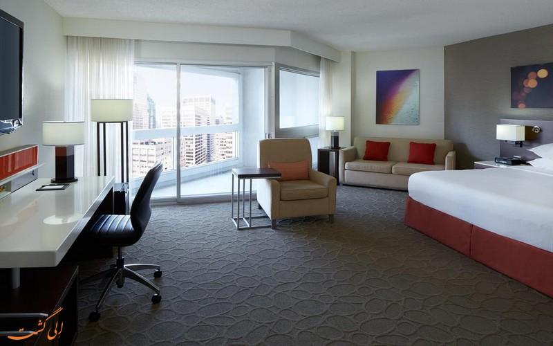 هتل دلتا در مونترال