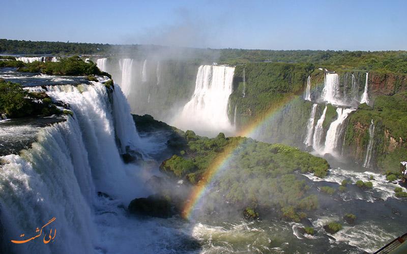 آبشار ایگواسو | Iguazu Falls