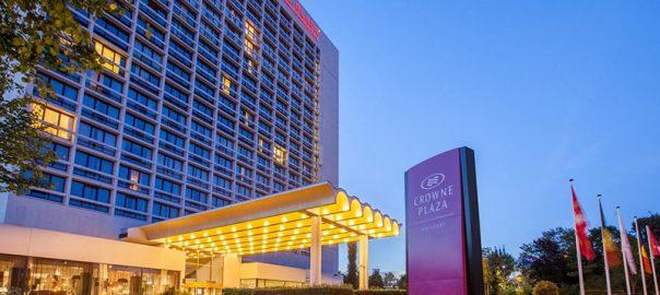 هتل کراون پلازا آنتورپ