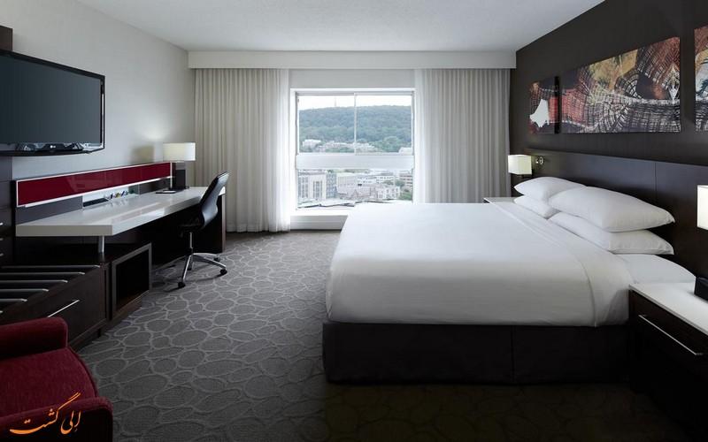 هتل 4 ستاره دلتا در مونترال