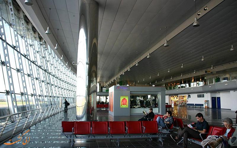 تاریخچه ی فرودگاه بین المللی تورین