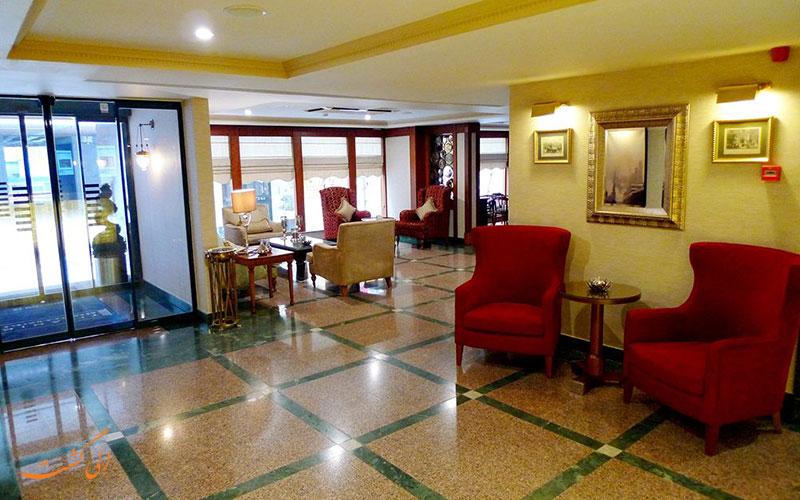 هتل تایتانیک کامفورت شیشلی