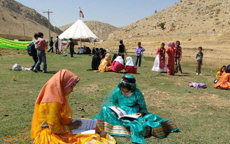 عشایر ایران-nomads