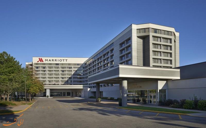 هتل مریوت ایرپورت تورنتو