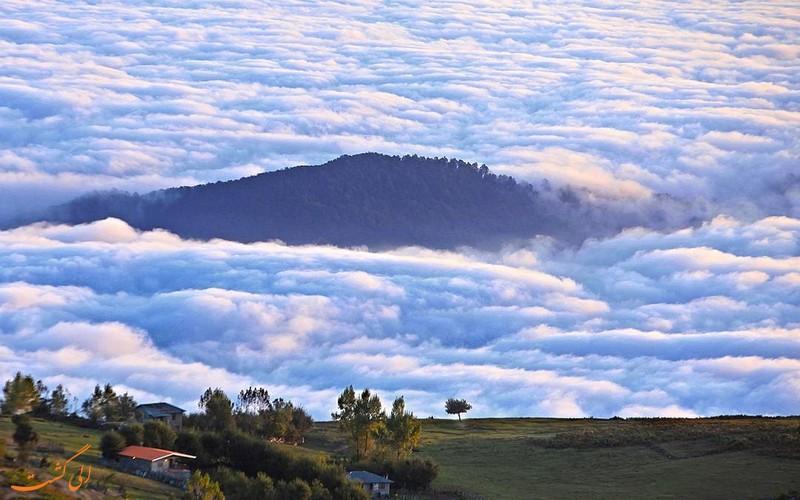 طبیعت زیبای روستای فیلبند