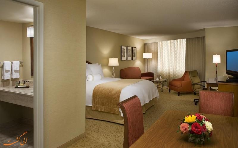 هتل مریوت ایرپورت