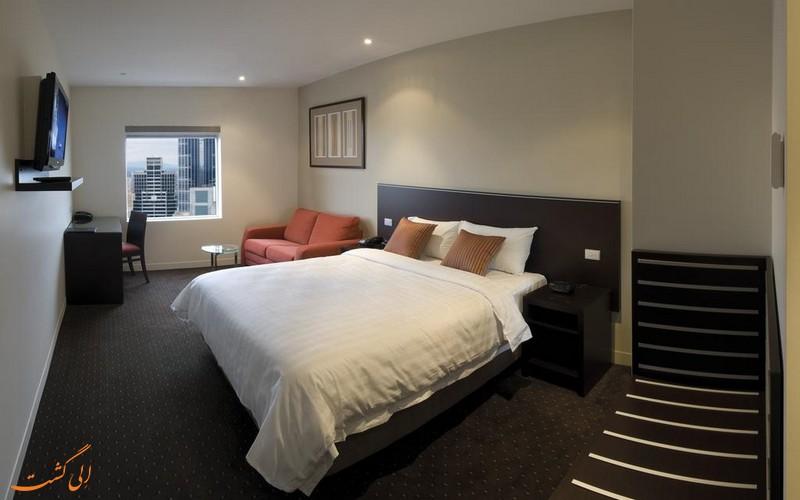 هتل آتلانتیس در ملبورن