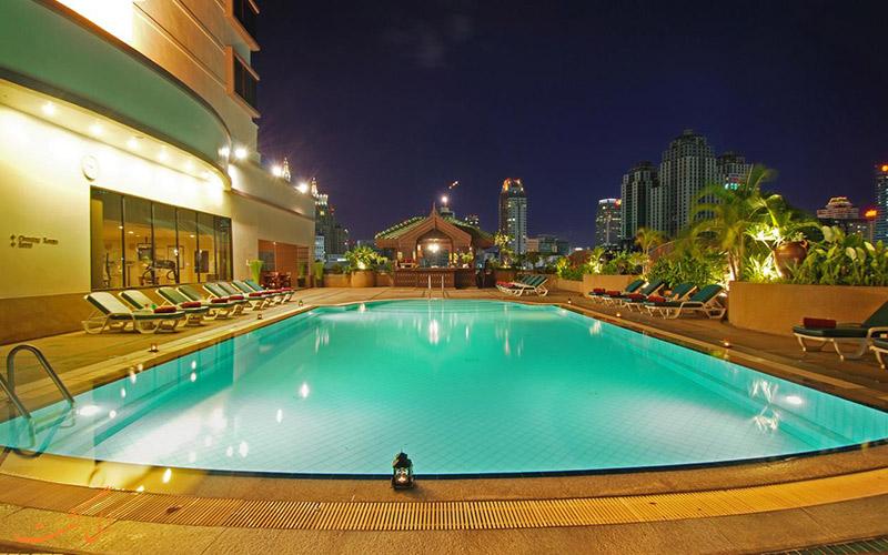 امکانات تفریحی هتل رامادا دی ام ای بانکوک