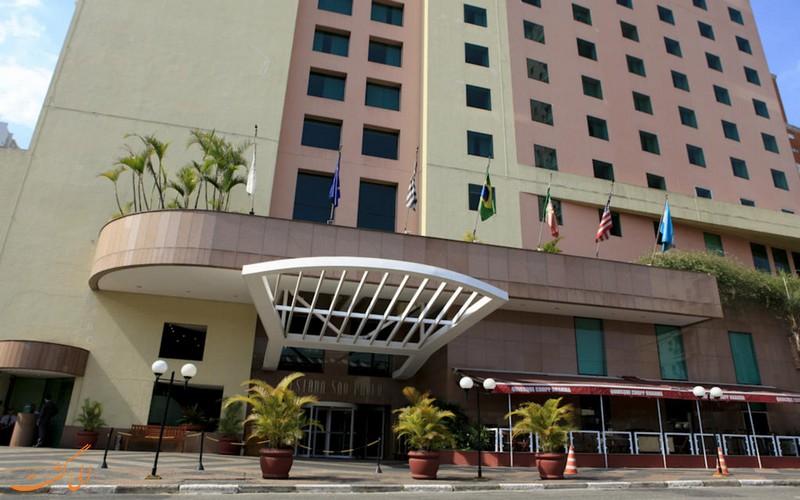 هتل پستانا سائوپائولو