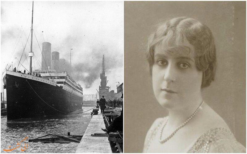 داستان کشتی تایتانیک